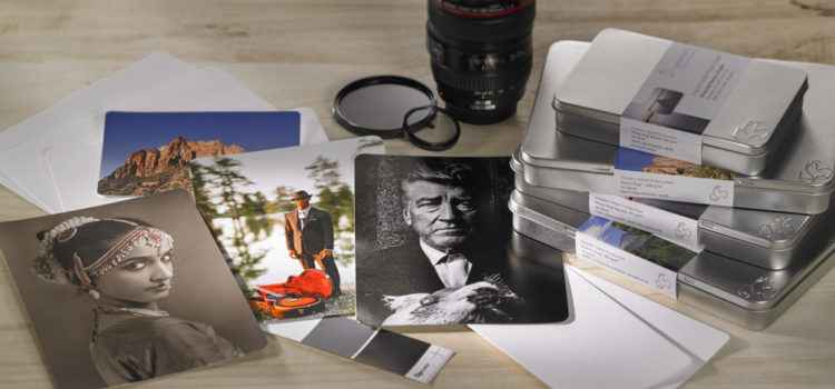 Hahnemühle offers Inkjet Photo Cards now in A5