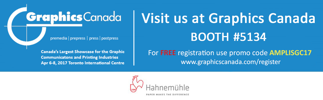 Graphics Canada Free admission